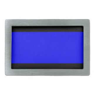 The Thin Blue Line Belt Buckle