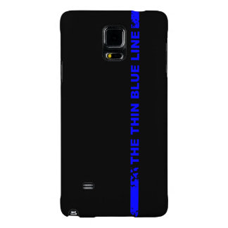 The Thin Blue Line Galaxy Note 4 Case