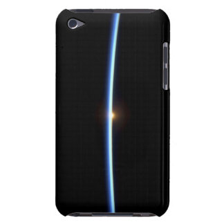 The thin line of Earth's atmosphere 2 iPod Case-Mate Case