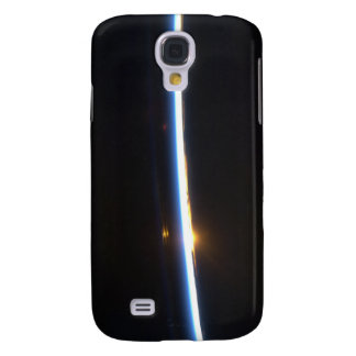 The thin line of Earth's atmosphere Samsung Galaxy S4 Covers
