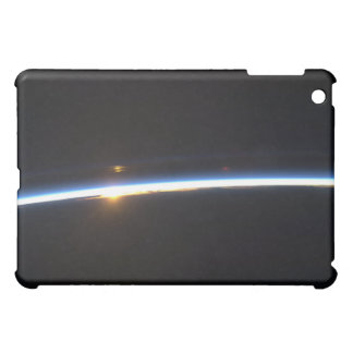 The thin line of Earth's atmosphere iPad Mini Covers