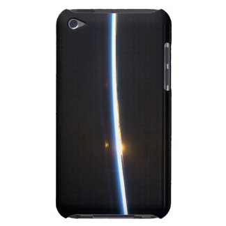 The thin line of Earth's atmosphere iPod Case-Mate Case
