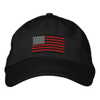 The Thin Red Lines American Embroidered Baseball Cap