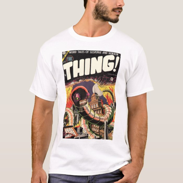 The Thing #15 T-shirt