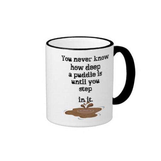 The Thing About Puddles_ Mugs