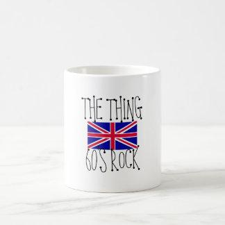THE THING BRITISH INVASION MUG