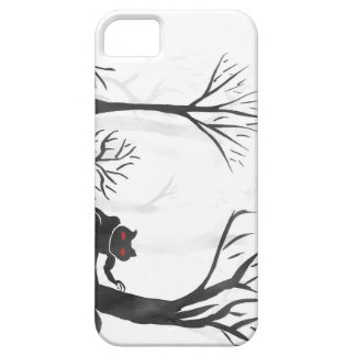 The Thing in the Forest iPhone SE/5/5s Case