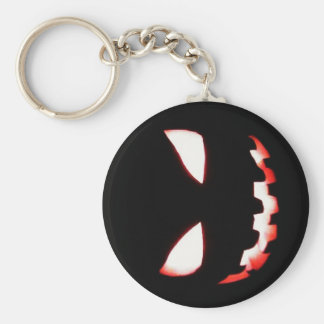 The thing in the keychain.... >;] basic round button keychain