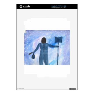 The Thing That Haunts The Old Highway iPad 2 Skins