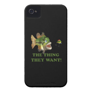 The Thing They Want 2 Case-Mate iPhone 4 Cases