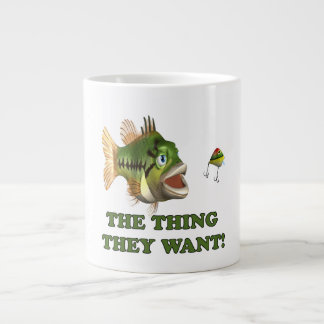 The Thing They Want 2 Large Coffee Mug