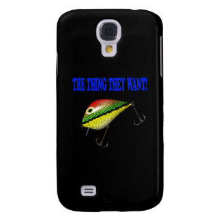 The Thing They Want Samsung Galaxy S4 Cover