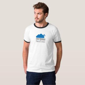 The Things Network SKG Men's Basic Ringer T-Shirt