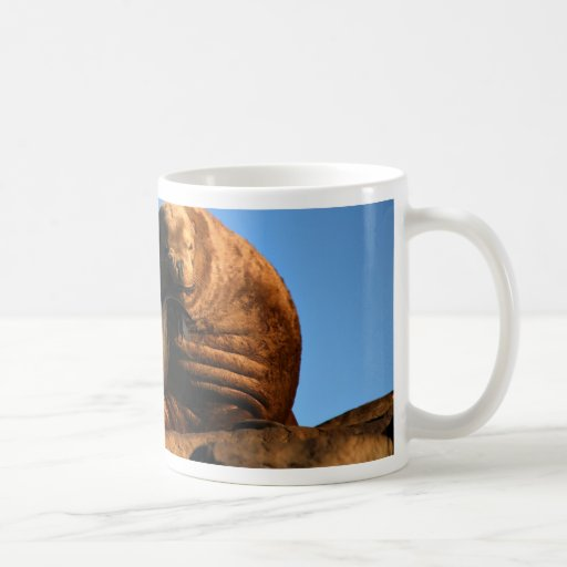 The Thinker Classic White Coffee Mug