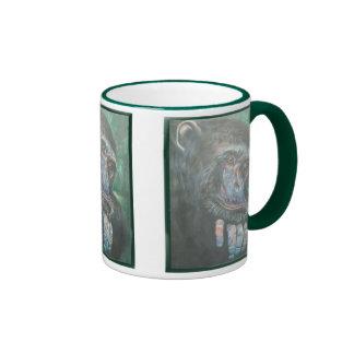 'The Thinker' mug