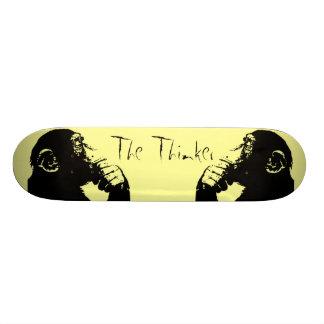 The Thinker Skateboard Decks