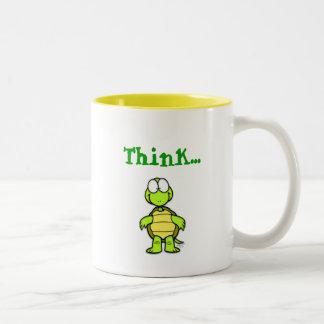 The Thinker's Mug