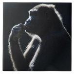 The Thinking Gorilla Tiles