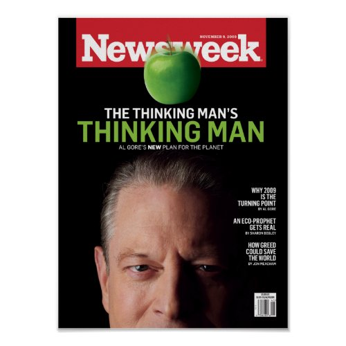 The Thinking Man print