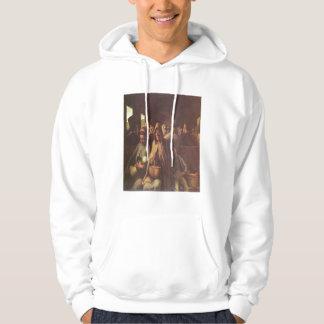 'The Third Class Wagon' Hooded Sweatshirt