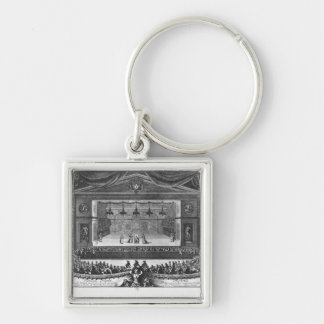 The Third Day 'La Malade Imaginaire' Keychain