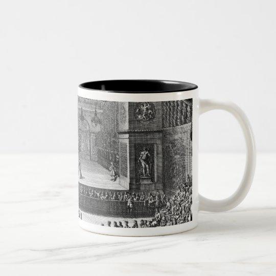 The Third Day 'La Malade Imaginaire' Two-Tone Coffee Mug