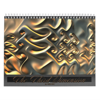 The Third Dimension 2015 Calendar