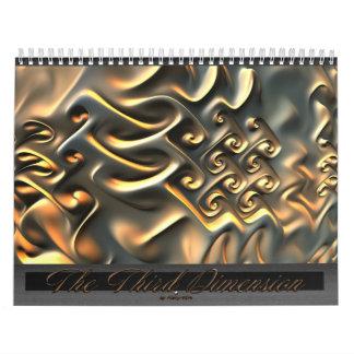 The Third Dimension 2015 Calendar