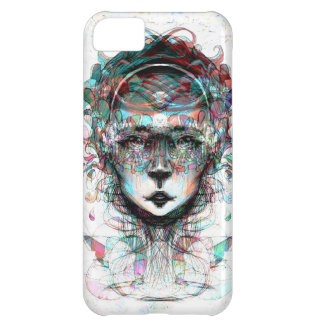 The Third Dimension iPhone Case iPhone 5C Cover