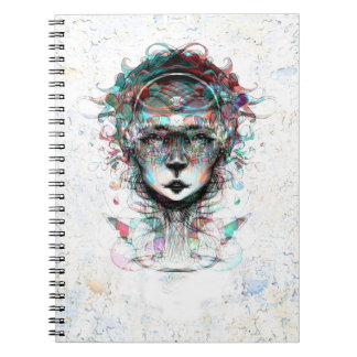 The Third Dimension Notebook