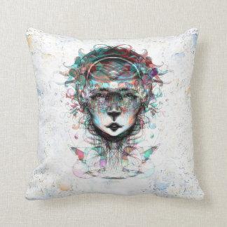 The Third Dimension Pillow