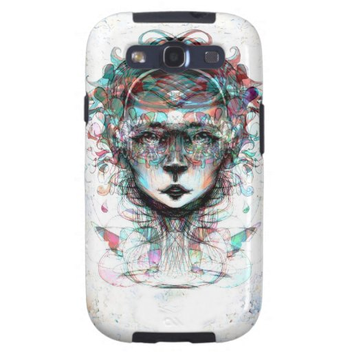The Third Dimensions Samsung Galaxy S3 Case
