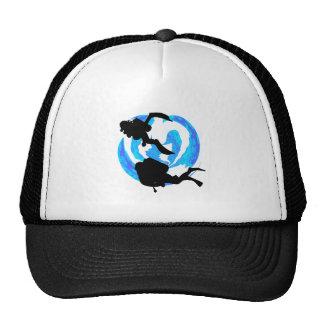 THE THIRD DIVE TRUCKER HAT