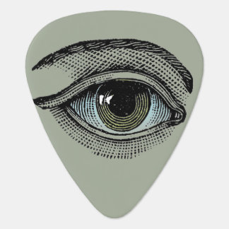 The Third Eye Guitar Pick