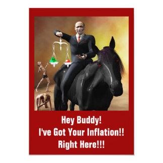 The Third Horseman Invite