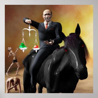 The Third Horseman Print