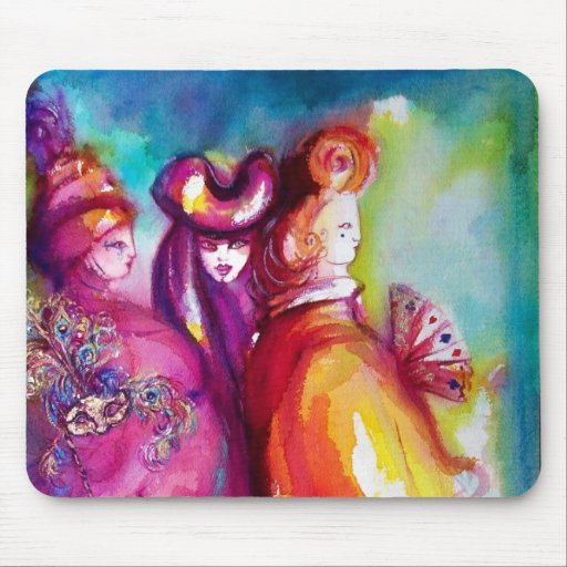 THE THIRD MASK MOUSE PAD