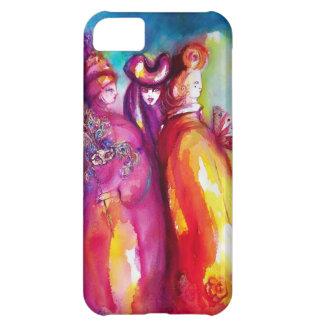 THE THIRD MASK / Venetian Carnival Masquerade Ball iPhone 5C Case