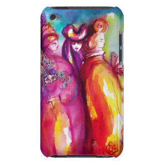 THE THIRD MASK / Venetian Carnival Masquerade Ball iPod Touch Case