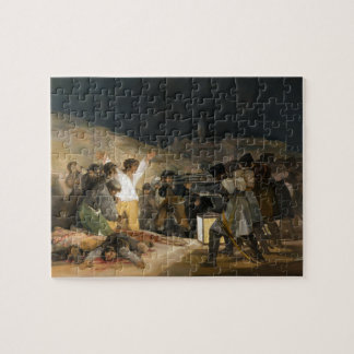 The Third of May 1808 by Francisco Goya Puzzle