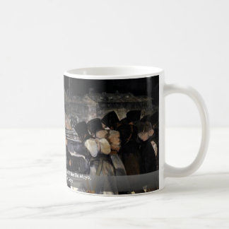 The Third Of May, Spanish: El Tres De Mayo Coffee Mug