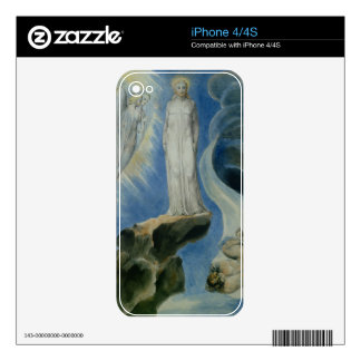 The Third Temptation Decals For iPhone 4