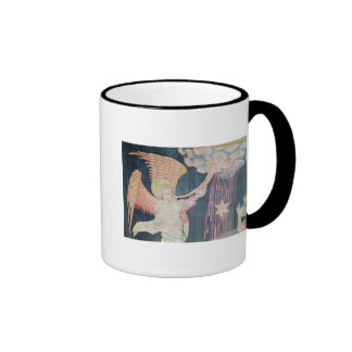 The Third Trumpet and the Wormwood Star Ringer Coffee Mug