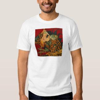 The Third Warrior,  Darrell Hill Design T-Shirt