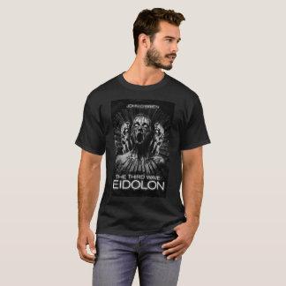 """The Third Wave: Eidolon"" Book Cover Dark Shirt"