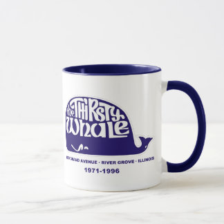 The Thirsty Whale, River Grove, Illinois Mug