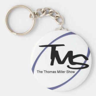 The Thomas Miller Show Keychain