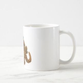 The thorny devil coffee mug