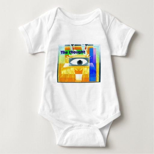 The thought baby bodysuit