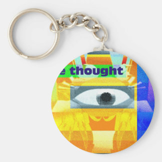 The thought keychain